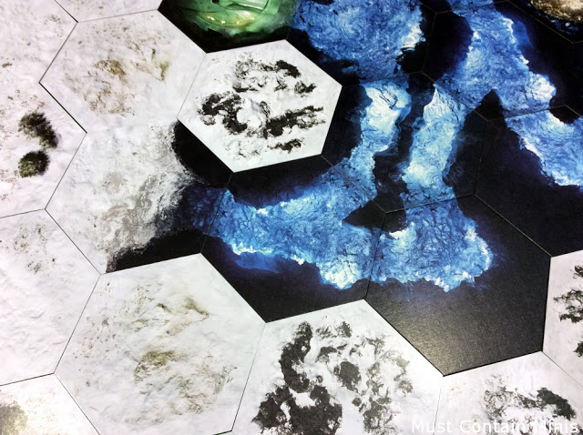 Ice Caverns and Tundras for Dungeons and Dragons and Frostgrave