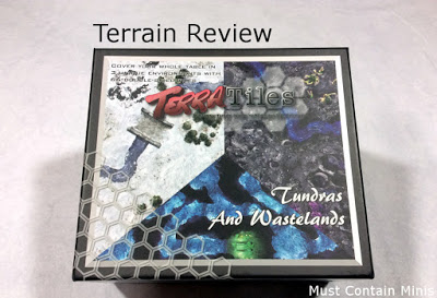 Terrain Tiles for Wargaming