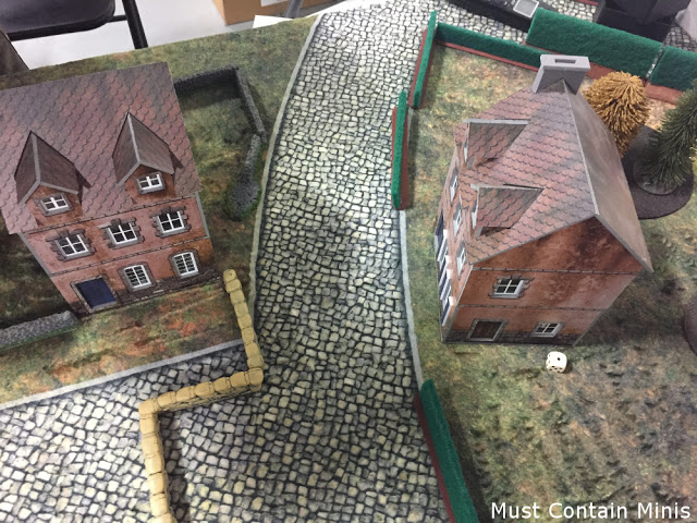 PlastCraft Buildings in Bolt Action - AAR