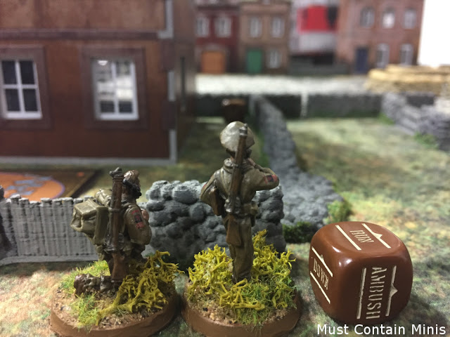 Bolt Action Forward Observer