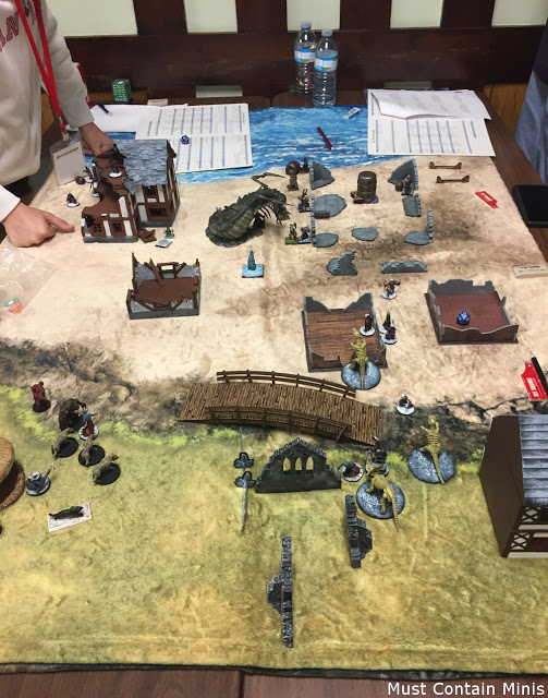 Running a Demo Game of Frostgrave at a Local Convention