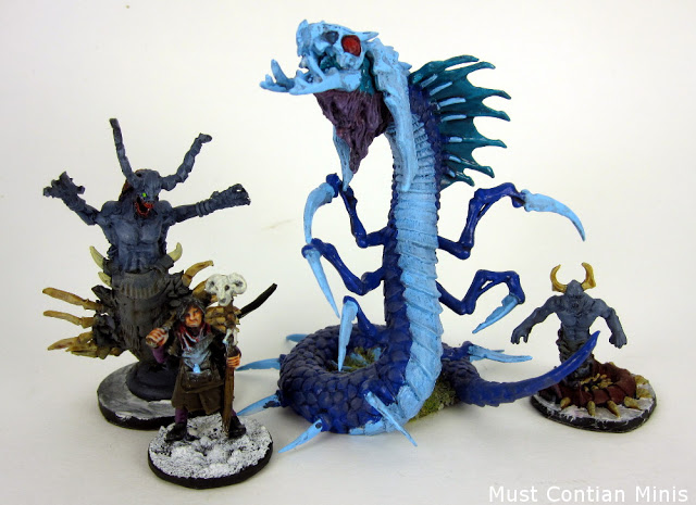 Reaper Frost Wyrm – Review and Showcase