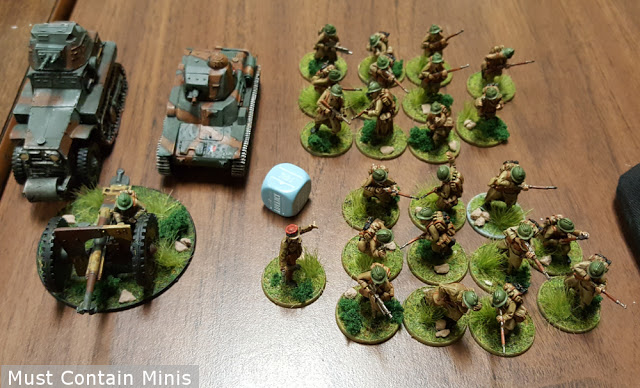 French Bolt Action Army