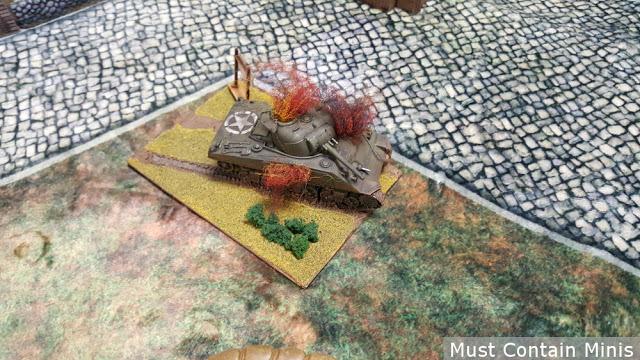Bolt Action Miniature Objective
