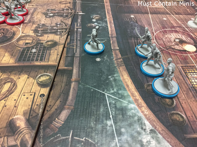 Hunting the Tigress - Conan the Board game by Asmodee and Monolith