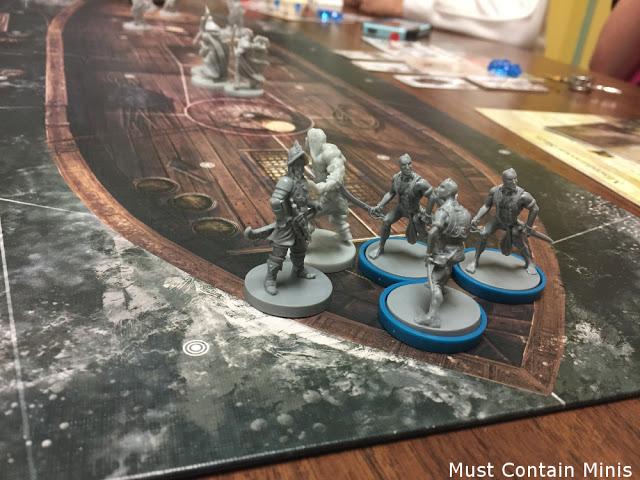 Conan vs Pirates and Zaporavo - Board Game Play Through