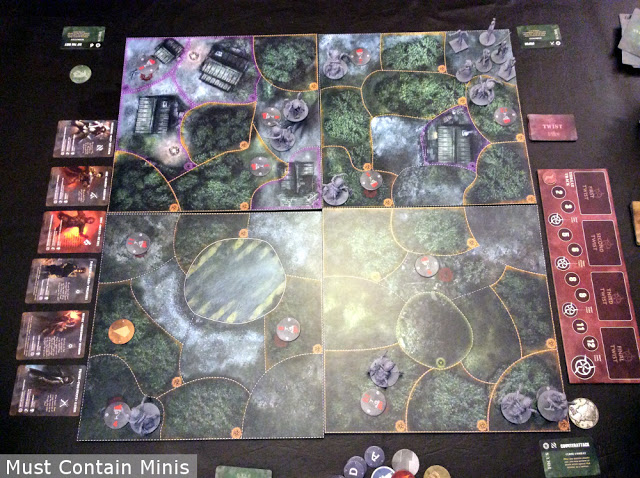 Fireteam Zero – First Play Through and Initial Impressions