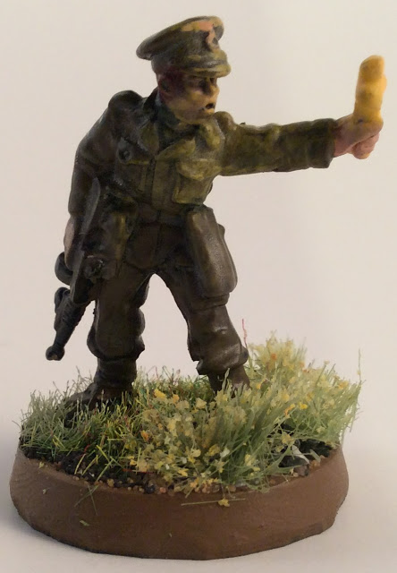 Bolt Action Major Avatar