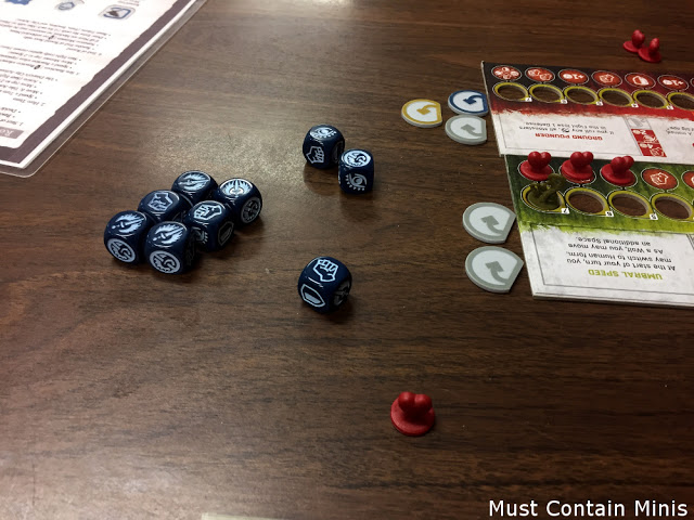 The Others Board Game Battle Report / Playthrough and Review