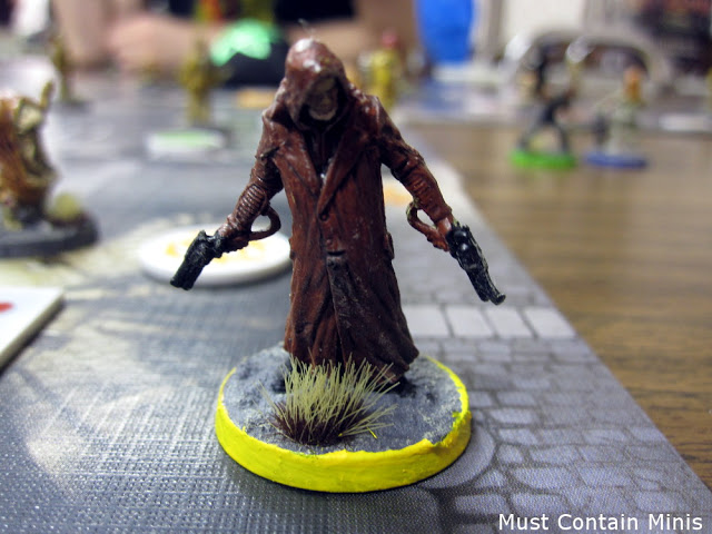Player Character in The Others Board Game
