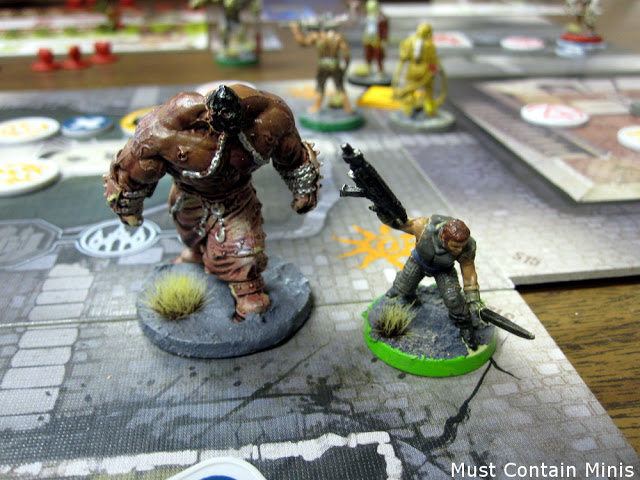 Boardgaming with Painted Miniatures