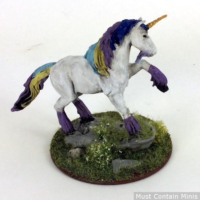 A Unicorn by WizKids