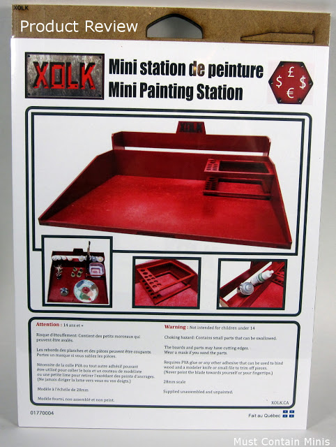 Review: Paint Station by XOLK