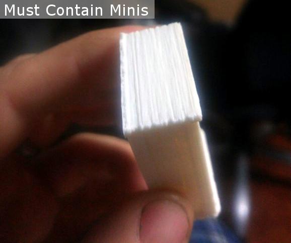 3D Printed Miniature Book Shelf