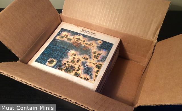 Shipment from DriveThruRPG