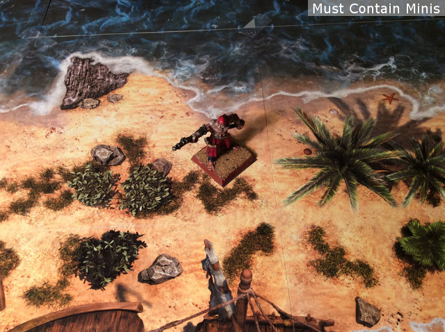 Terrain Tiles for RPGs, Ghost Archipelago and Blood & Plunder