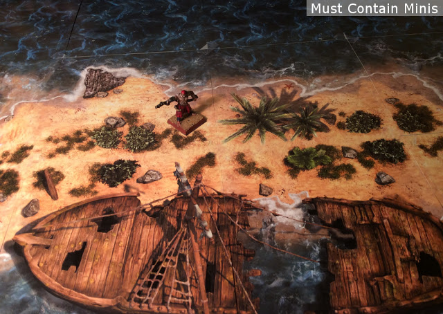 Possible Terrain for Blood & Plunder