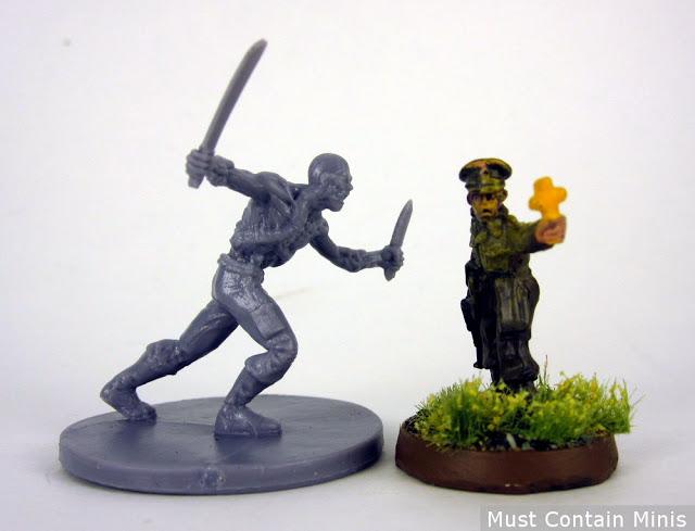 Konflikt 47 to Fireteam Zero Scale Comparison