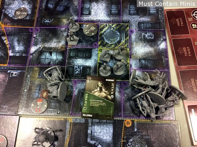 Killing Monsters in Fireteam Zero Battle Report