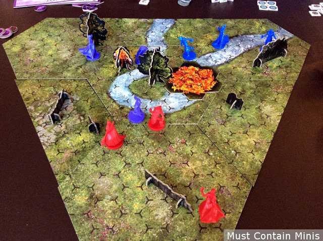 3 Player Incantris AAR and Review