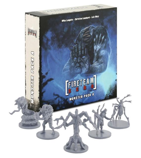 Monster Pack A Kickstarter Art Fireteam Zero