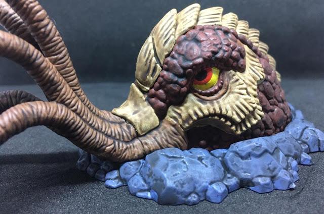 Painted Sand Kraken - Shadows of Brimstone