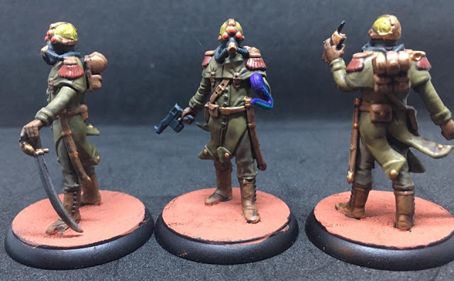 Showcase: Shadows of Brimstone painted by Ullr's Table