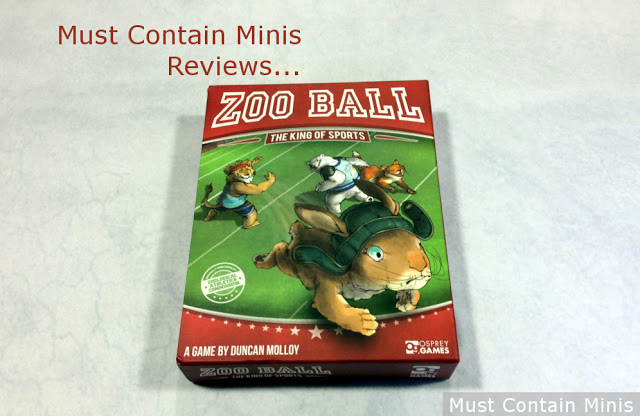 Zoo Ball Board Game Review