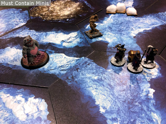 Frostgrave Battle Report