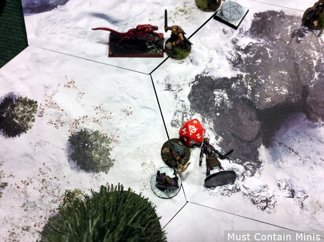 A Natural 20 in Frostgrave - Critical Hit