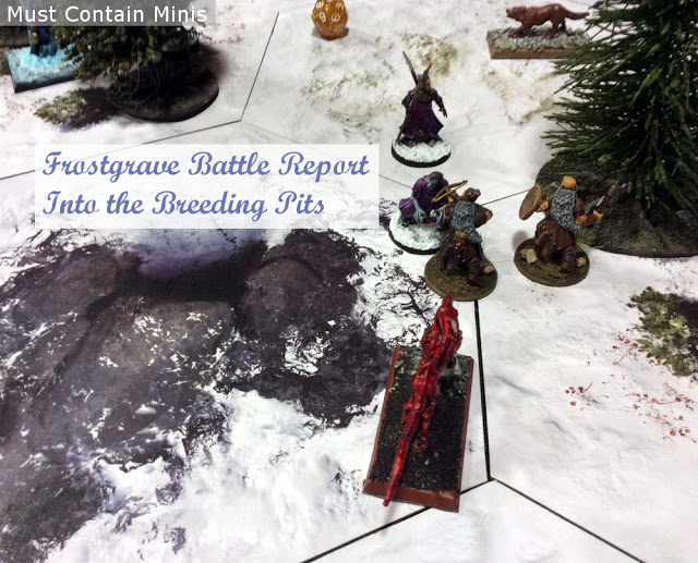 Frostgrave AAR: The Rats in the Wall (Into the Breeding Pits)