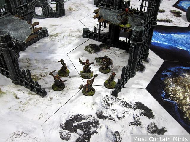 Frostgrave Sigilist Warband