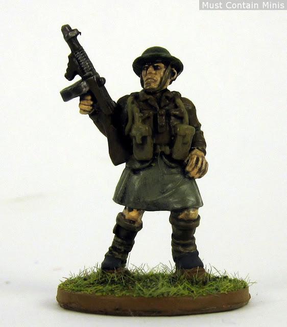 WW2 Miniature Review - British Soldier