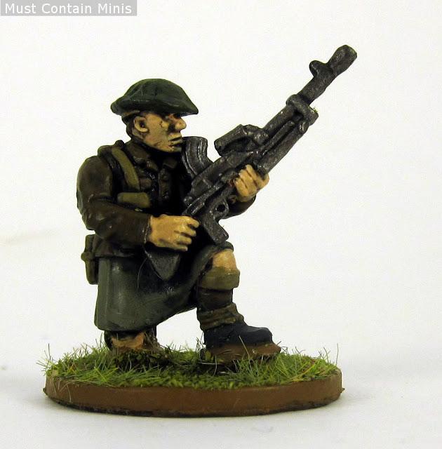 Bren Gunner Miniature