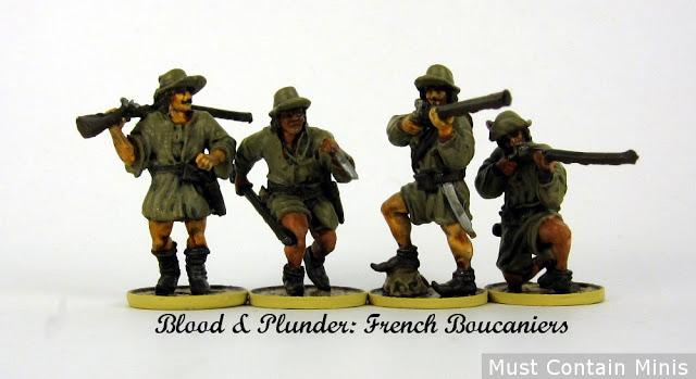 Blood & Plunder Boucaniers Showcase