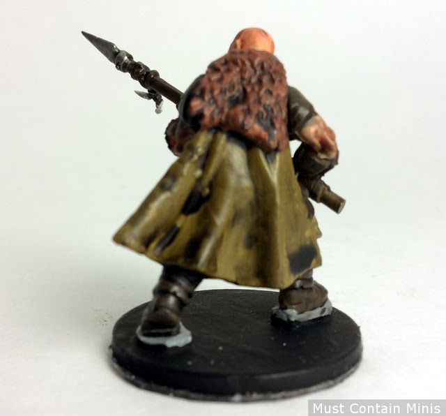Frostgrave miniature