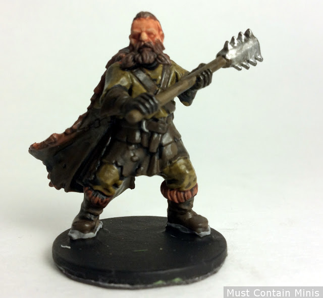 Frostgrave Barbarian Miniature