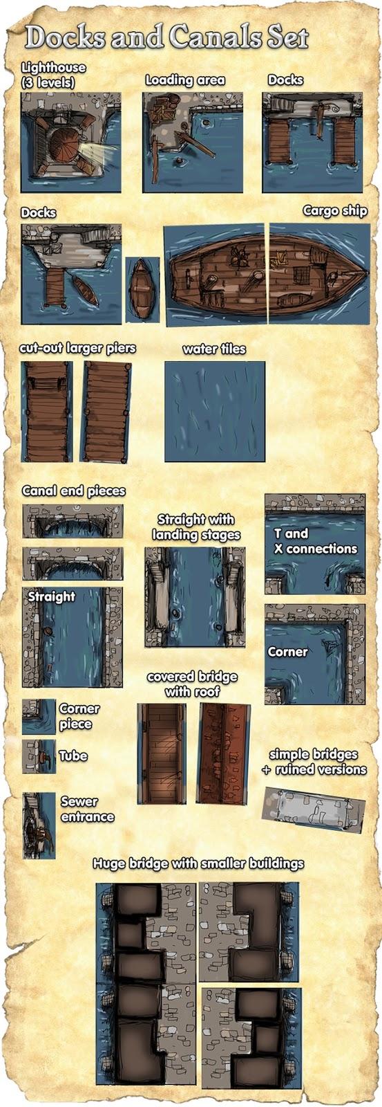 Cities of the Black Scrolls Kickstarter Update