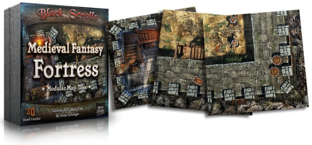 Black Scrolls Games Fortress