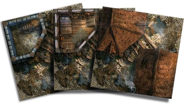 Kickstarter: Cities of the Black Scrolls