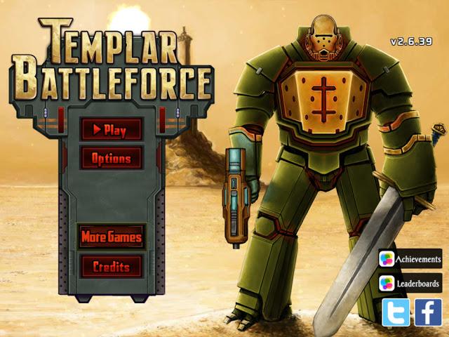Templar Battleforce IOS Game Review
