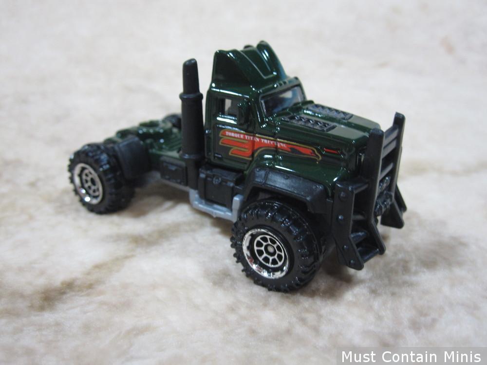 A Truck in Osprey Games Gaslands
