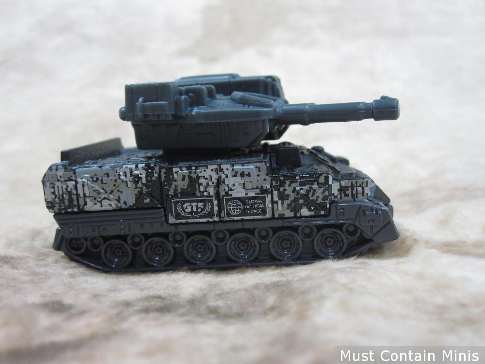 A Tank for Osprey Games' Gaslands