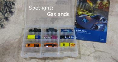 Gaslands Miniatures Game Spotlight
