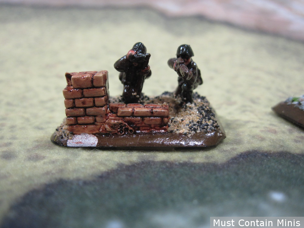 German Snipers for Flames of War
