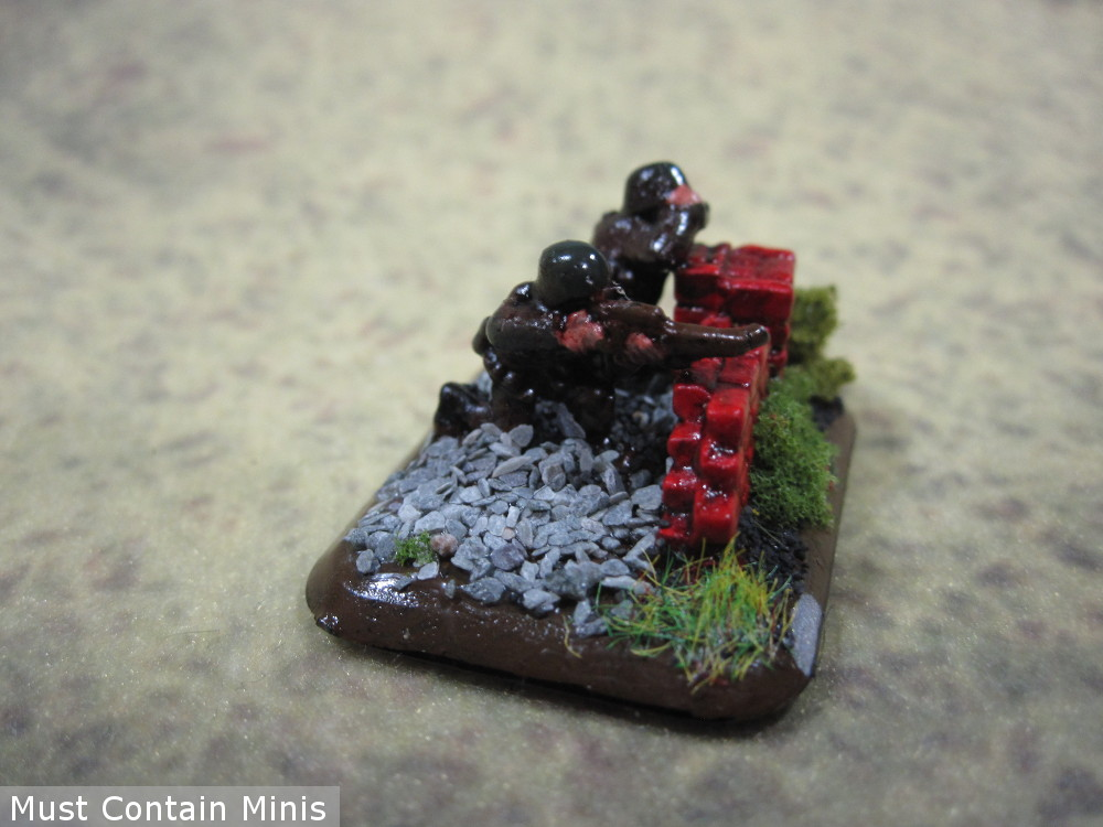 German Snipers for WW2 15mm games