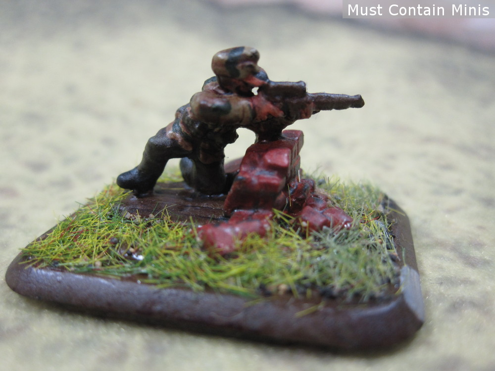Major Bruno Koenig in Flames of War