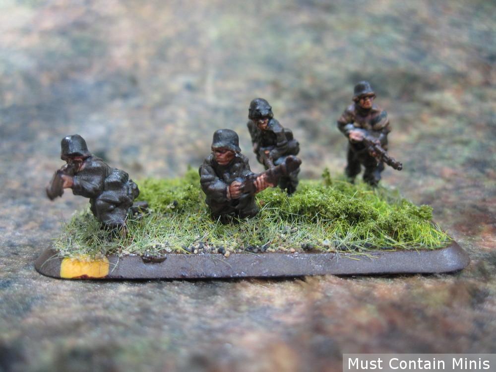 Grenadier Rifles Teams