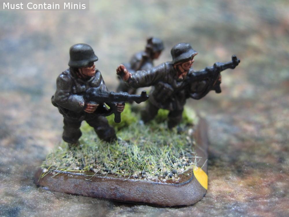 German Grenadier Scout Platoon Command Team