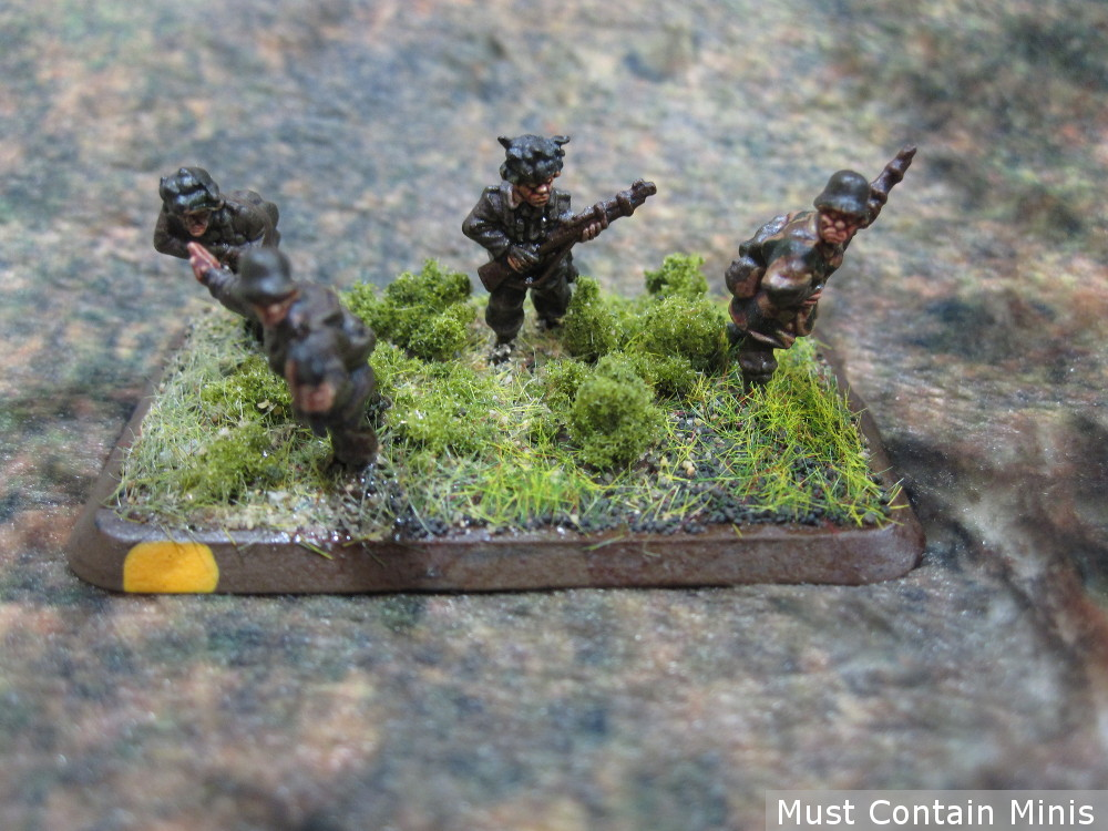 Grenadier Recon Unit for Flames of War
